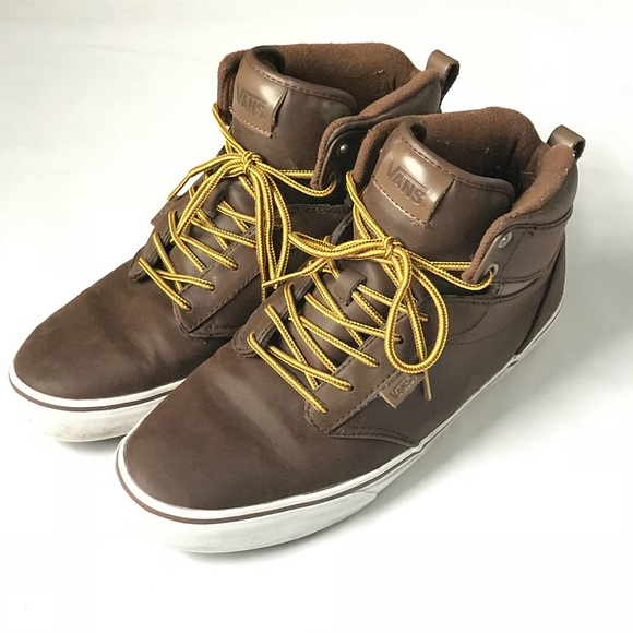 a57bcf1a4c5005 Vans Atwood Weatherized High Top Sneaker Boot. M 5b173cca6a0bb7b0f3e9146c